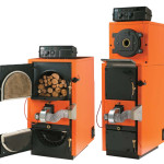 Caldaia a legna Arca – Mod. TurboGen